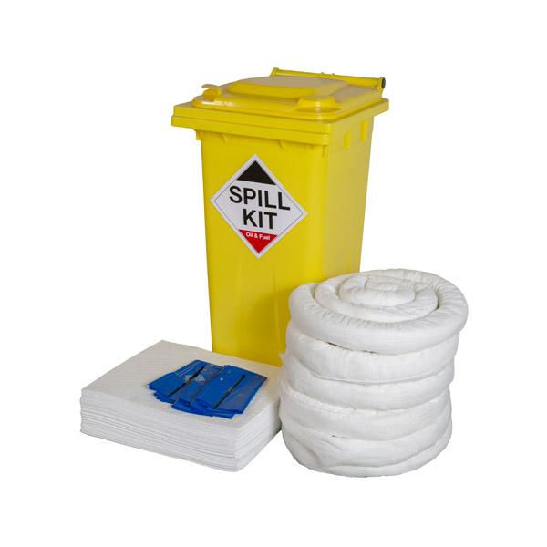 Oil and Solvent Spill Kit